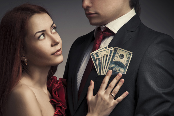 dating app to find a rich man