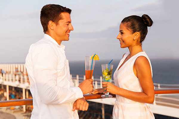 Dating on cruise ships