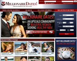 Millionaires looking for dates