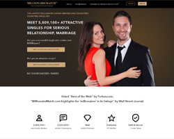 Dating sites for wealthy people