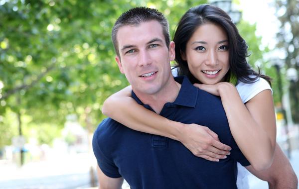 Prefer asian women men do white Why do