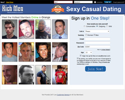 Rich guys dating website